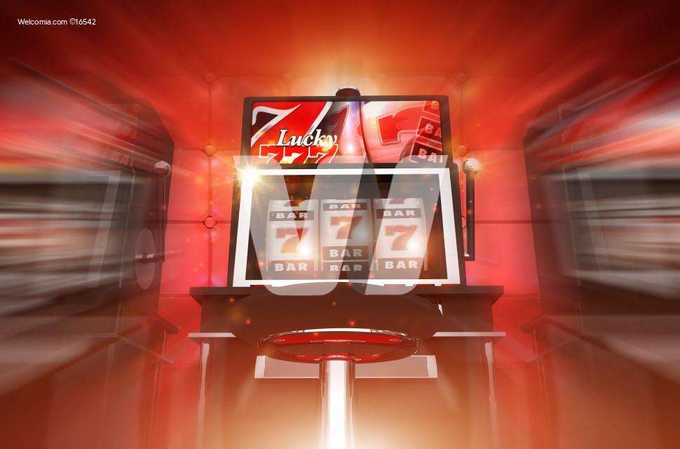 Lucky Slot Machine Winner