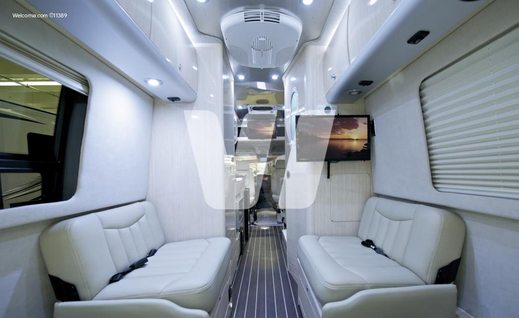 Luxury Class B Motorhome