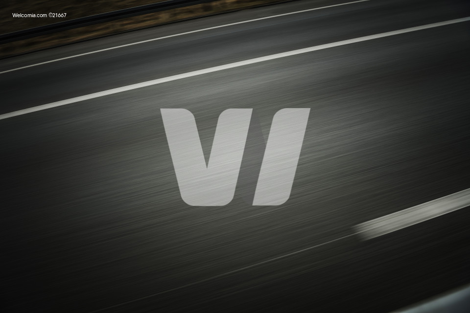 Motion Blurred Highway