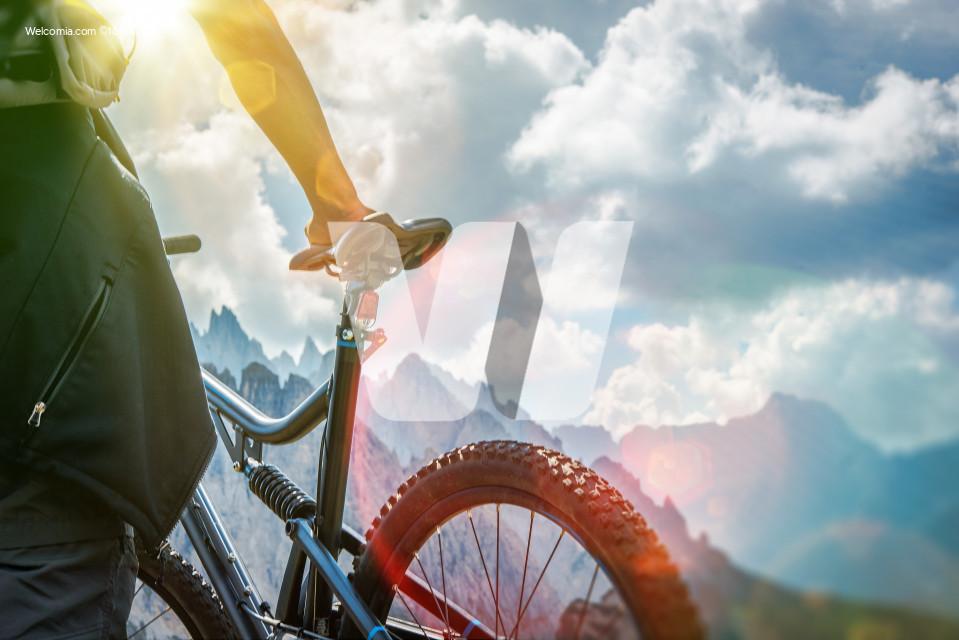 Mountain Biking Concept