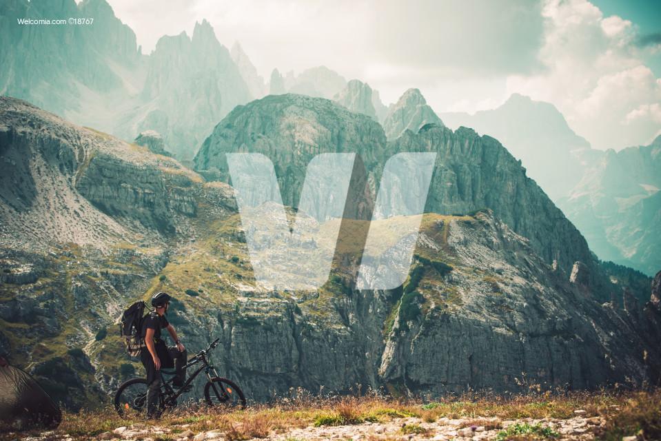 Mountain Trail Bike Trip