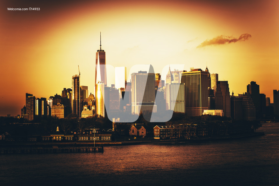 New York City Golden Hour