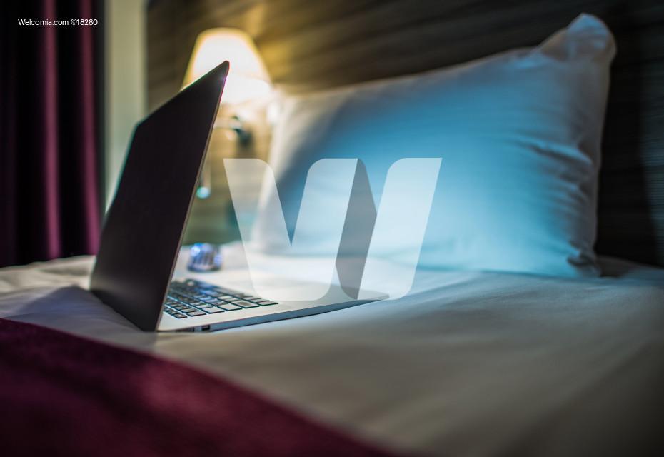 Night Time Internet Browsing