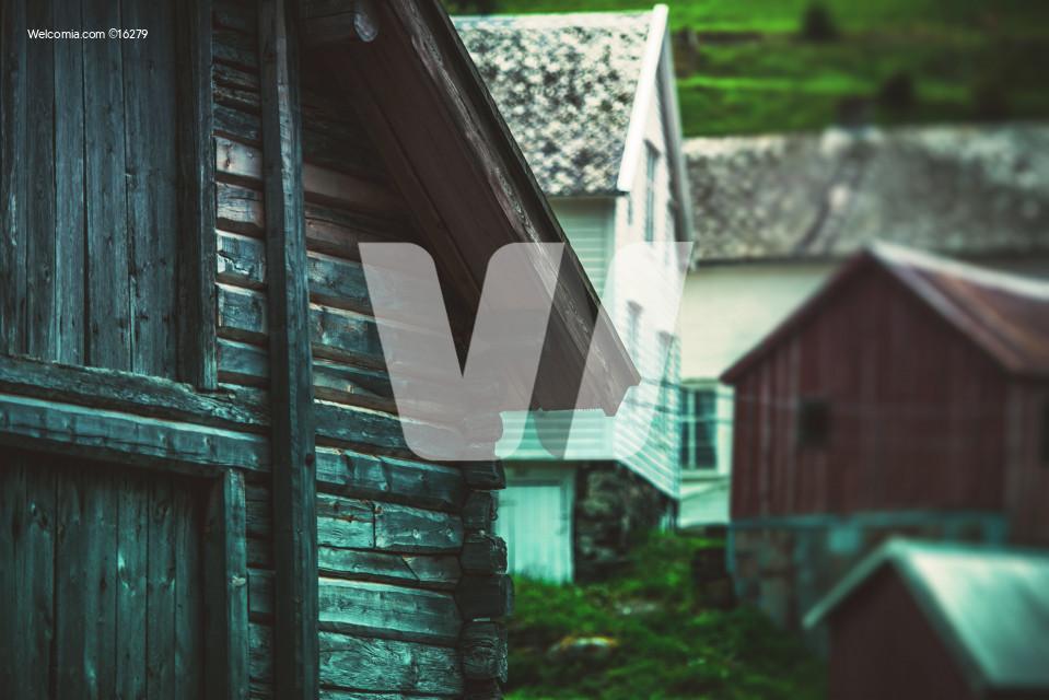 Norwegian Wooden Architecture