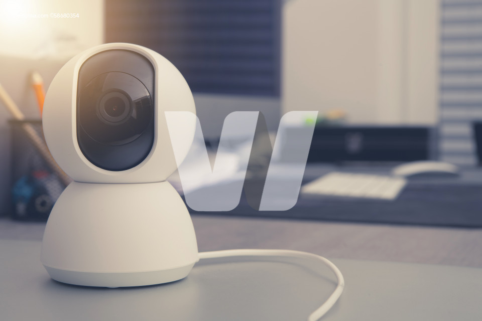 Office Webcam For Live Streaming Meetings