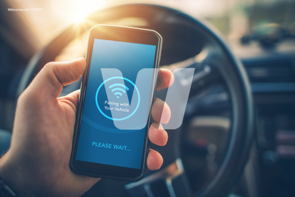 Pairing Smartphone with Car