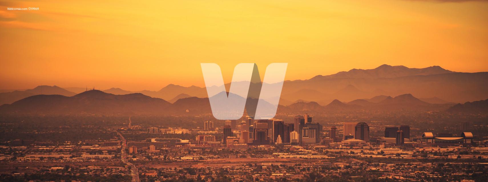 Phoenix Arizona Panoramic
