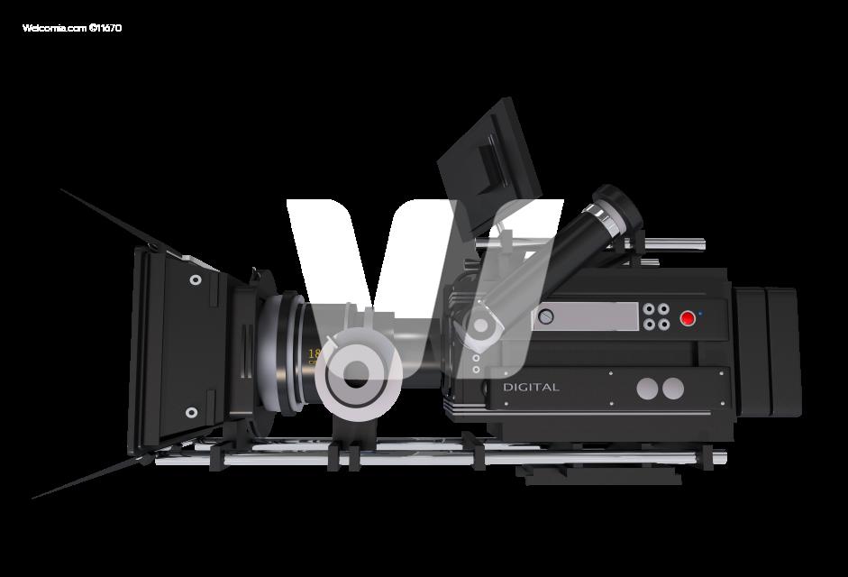 PNG Camera Illustration