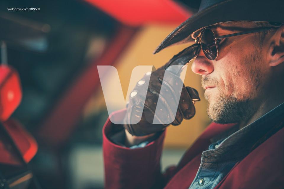 Portrait of the Cowboy