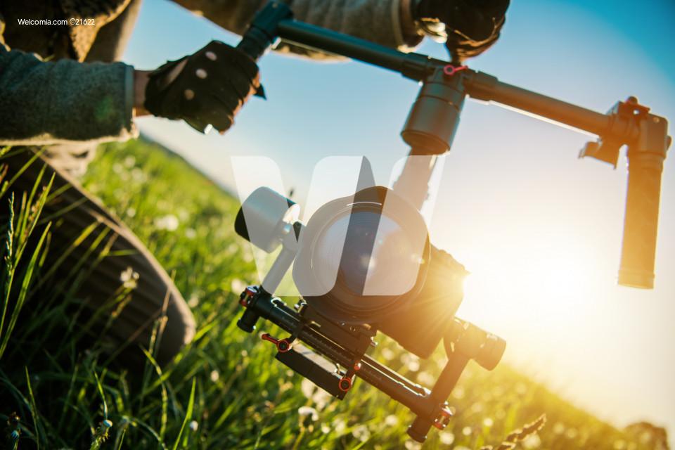 Professional Camera Stabilizer