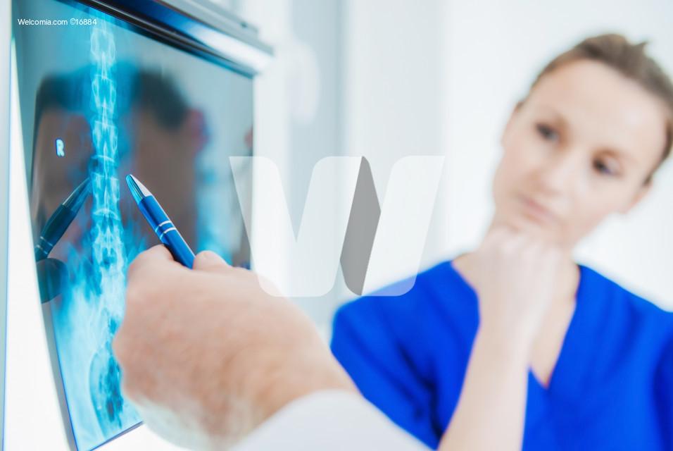 Radiography Xray Diagnose