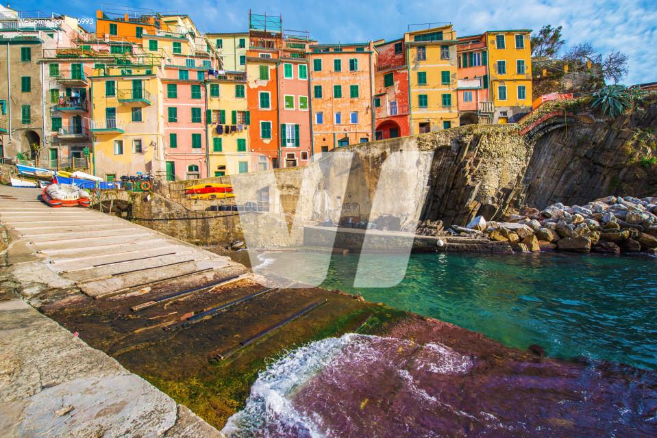 Riomaggiore La Spezia Italy