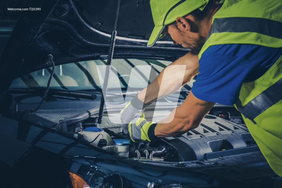 Road Assistance Mechanic