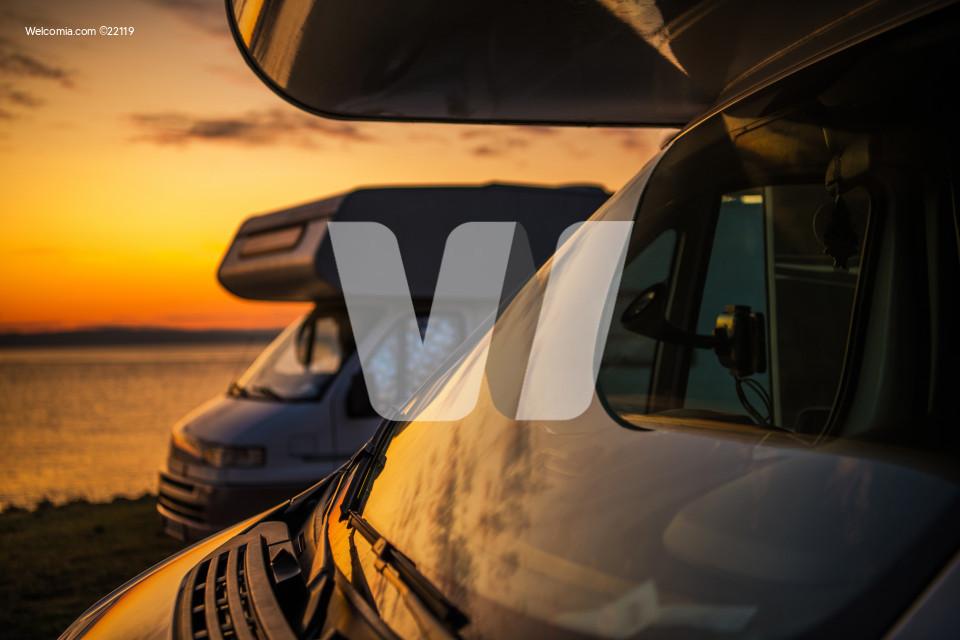 RV Camper Vans Camping