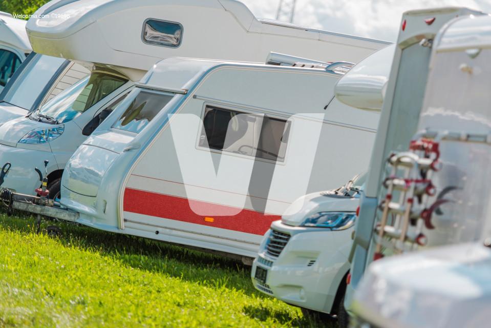 RV Campers Storage