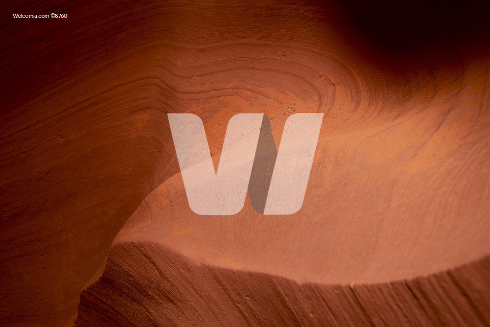 Navajo Sandstone Closeup - Sandstone Eroded by Wind and Water. Sandstone Photo Background