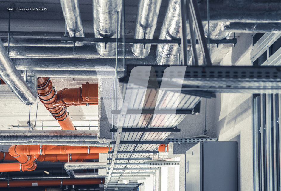 Sanitary, Power and Heating System Pipelines