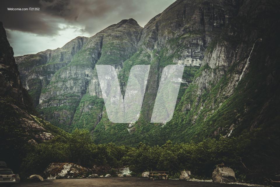 Scandinavian Nature Scenery
