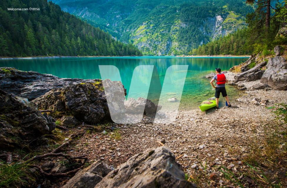 Scenic Lake Kayak Tour