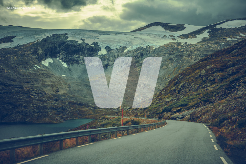 Scenic Mountain Route