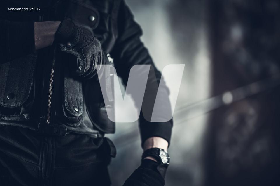 Security Guard Job