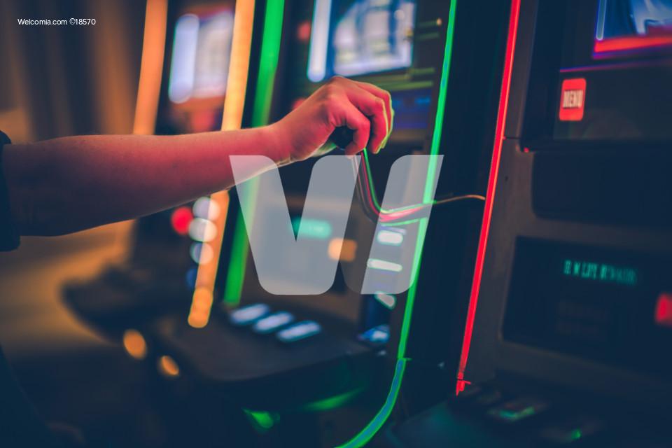 Slot Machine Play Time