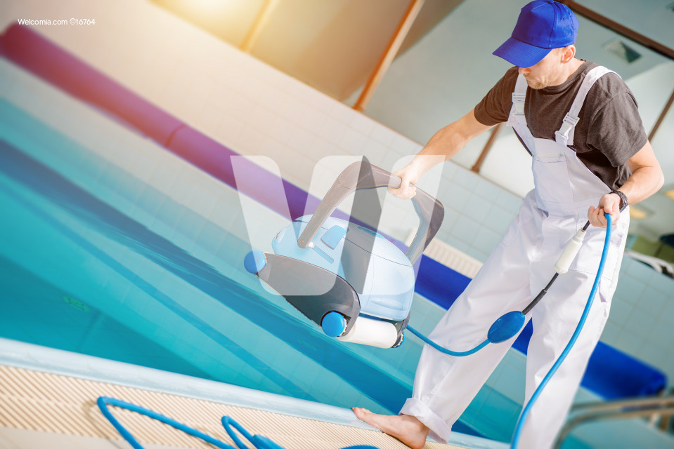 Swimming Pool Technician