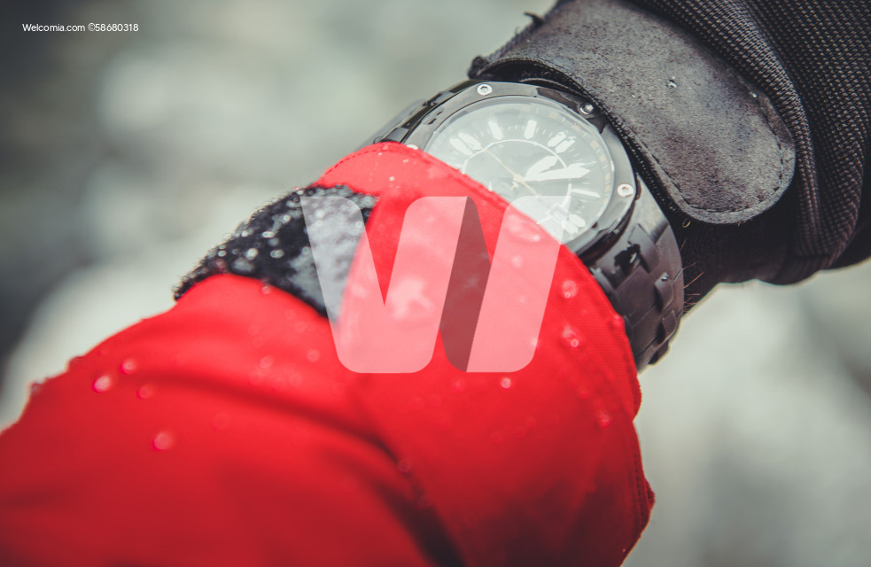 Ultimate Wrist Watch in Extreme Weather Conditions