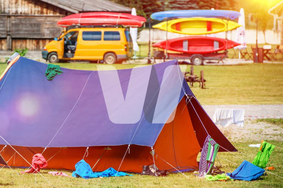 Vacation Kayak Camp