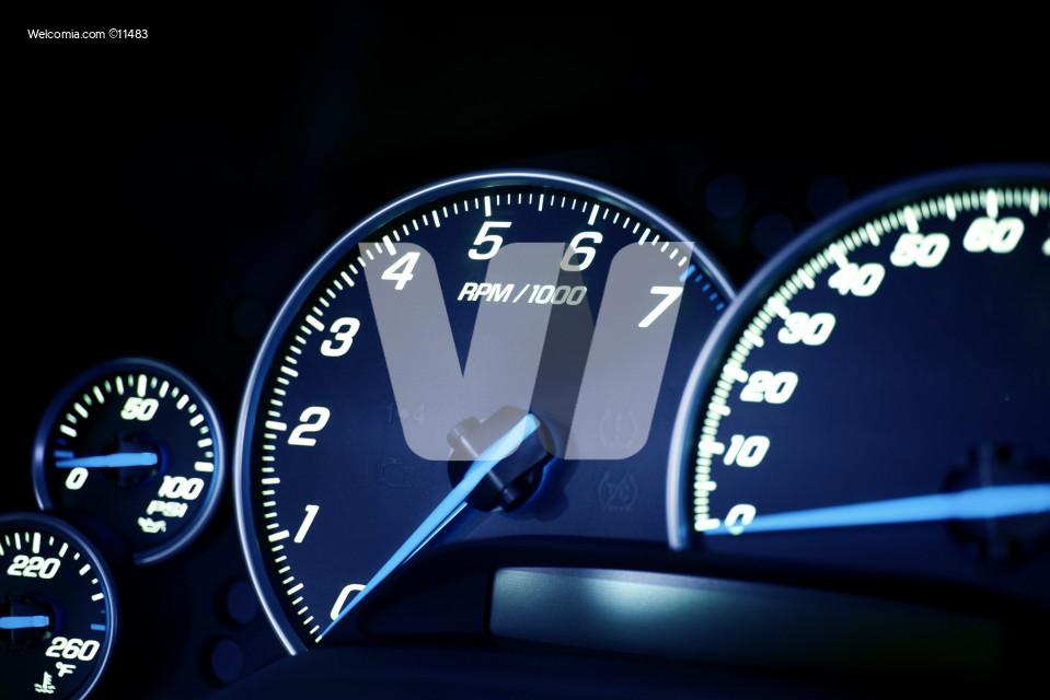 Vehicle Dash Instruments