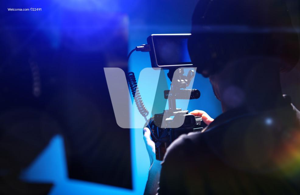 Video Film Camera Operator