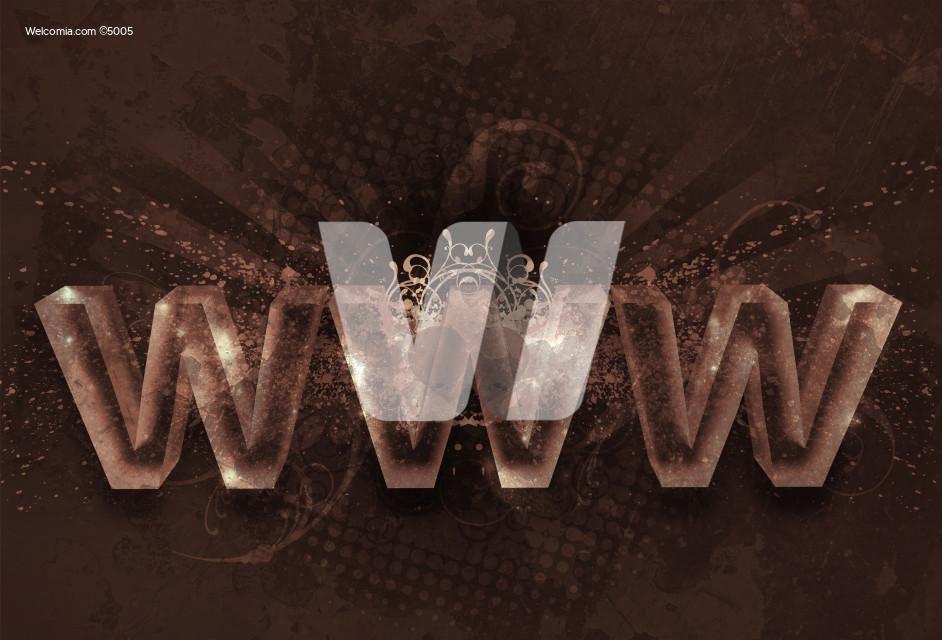 Vintage WWW Design