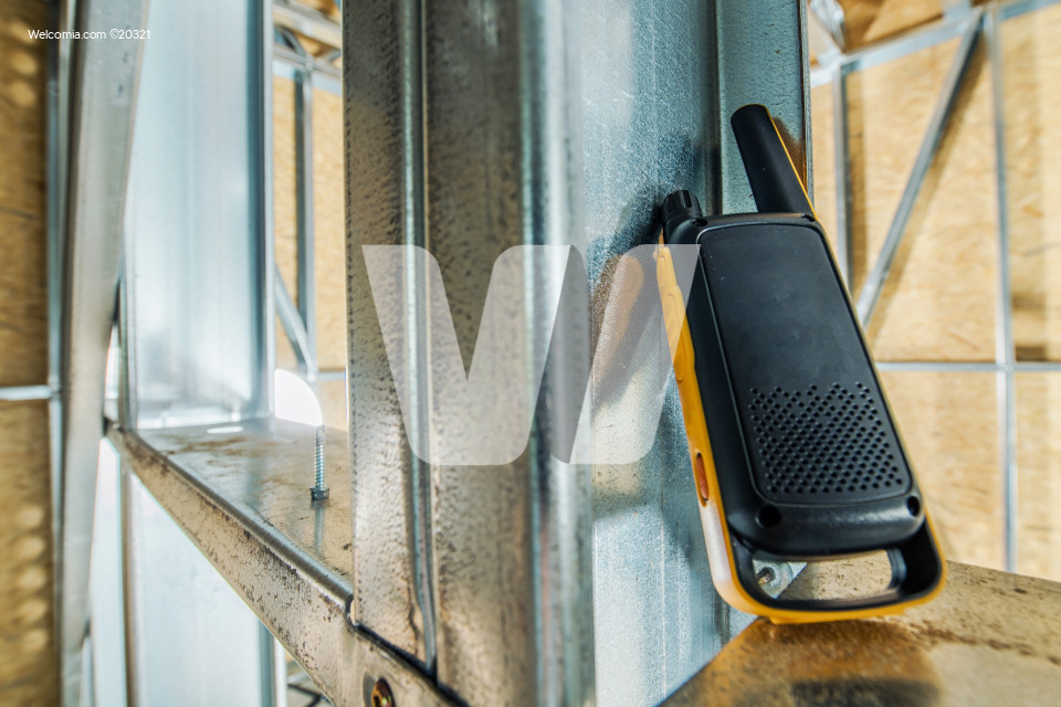 Walkie Talkie Communication