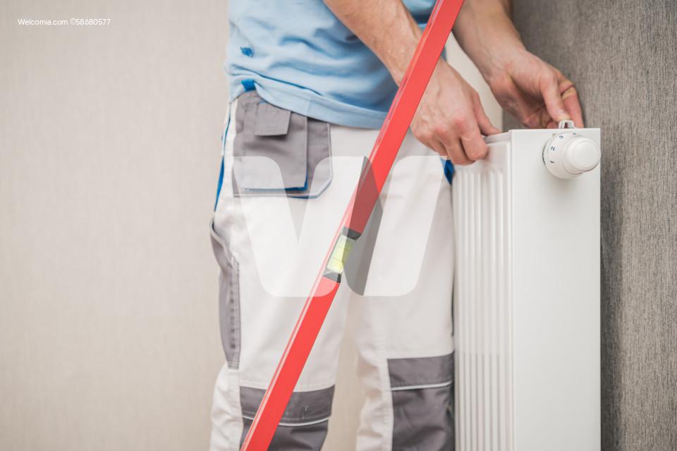 Wall Heating Radiator Installer