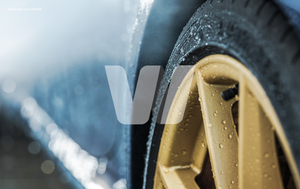 Weather Elements and the Car Wheels
