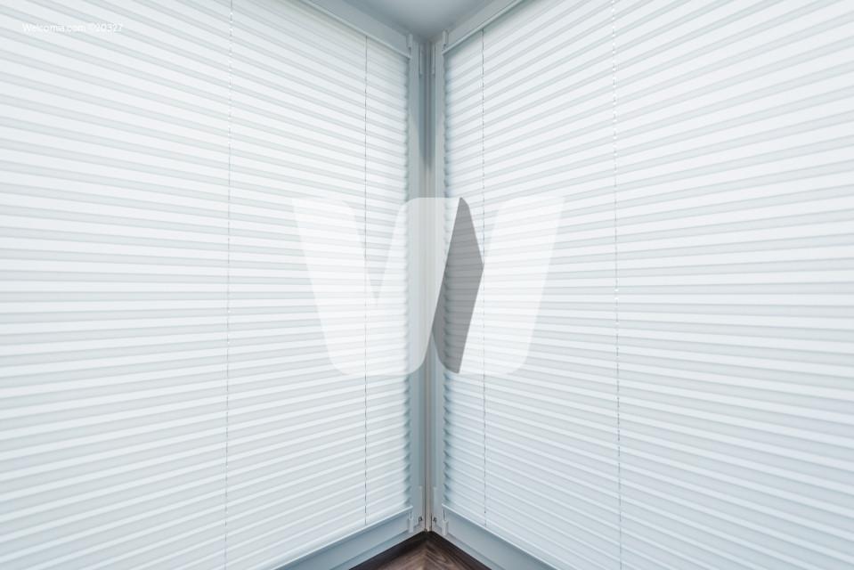 White Window Blinds