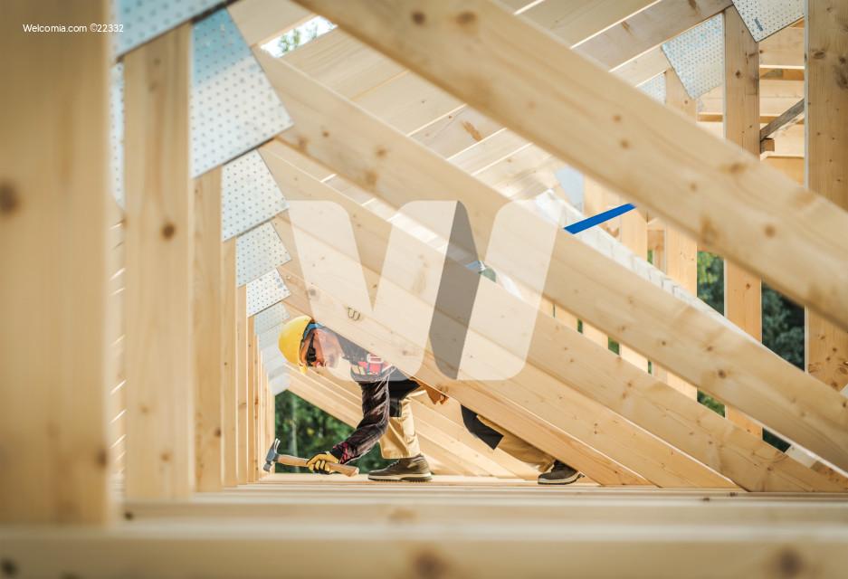 Wooden Home Frame