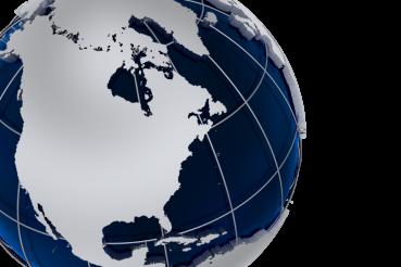 3D Globe PNG