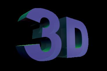 3D Symbol PNG