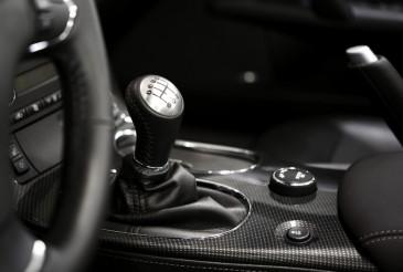 6 Speed Stick Shift