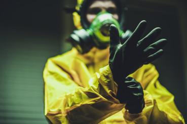 Pandemic Hopsital Worker