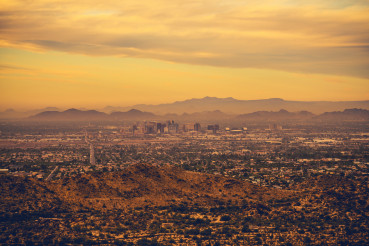 Phoenix Arizona Cityscape