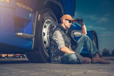 Truck Stop Relaxing