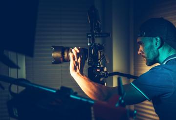 Videographer Camera Operator