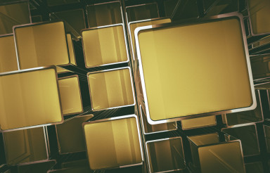 Abstract Cube Screens