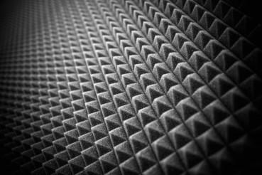 Acoustic Studio Foam Wall