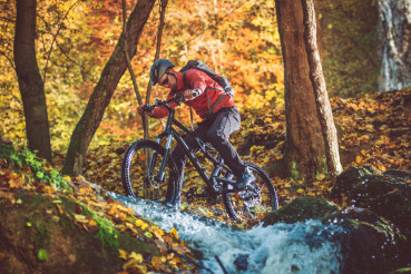 Active Mountain Biker