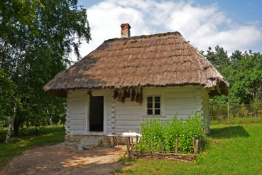 Aged European House