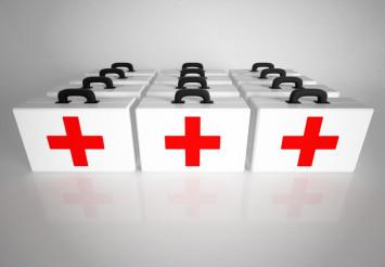 Aid Kit Boxes