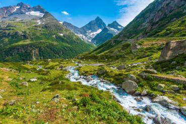 Alps Scenic Landscape